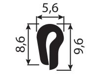 Stomil Bydgoszcz sznur profilowy C10 35264